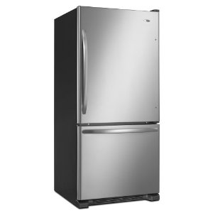 Amana ABB2224WES 21.9 cu. ft. Bottom-Freezer Refrigerator