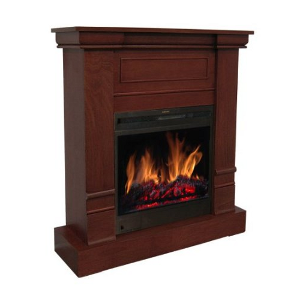 Estate Design Burnet Electric Fireplace Heater Review