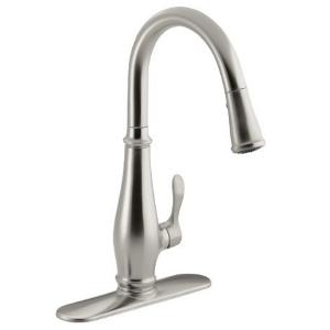 Kohler K-780-VS Cruette Pull-Down Kitchen Faucet