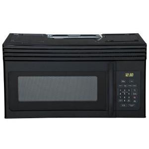 Haier HMV1630DBBB 30-inch Over-The-Range 1000 Watt Microwave