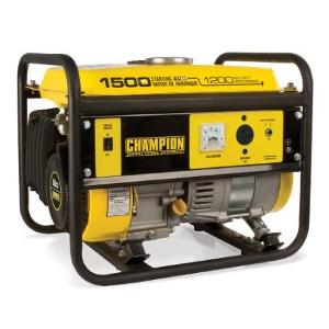 Champion Power Equipment 42436 1500-Watt Portable Generator