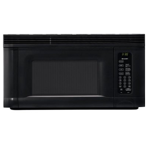 Sharp R-1405 950-Watt 1-2/5-Cubic-Foot Over-the-Range Microwave