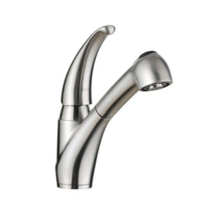 Kraus KPF-2110 Single Lever Pull Out Kitchen Faucet